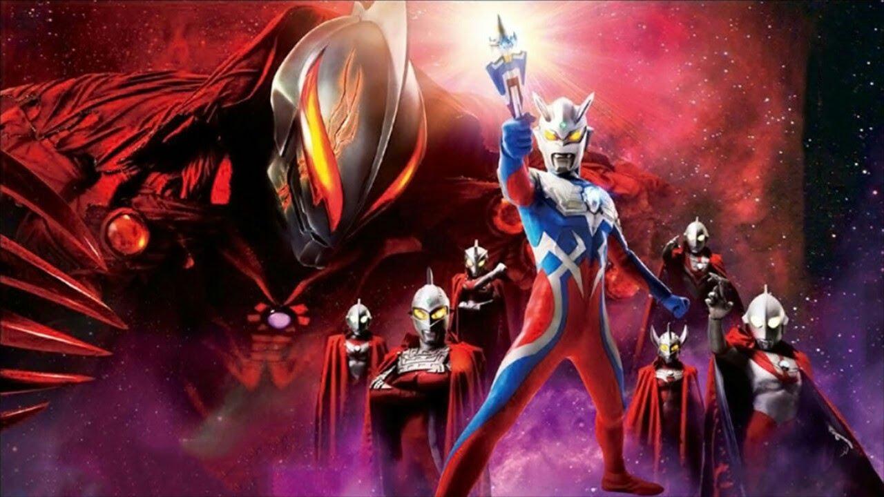 Ultraman Zero The Revenge Of Belial 3