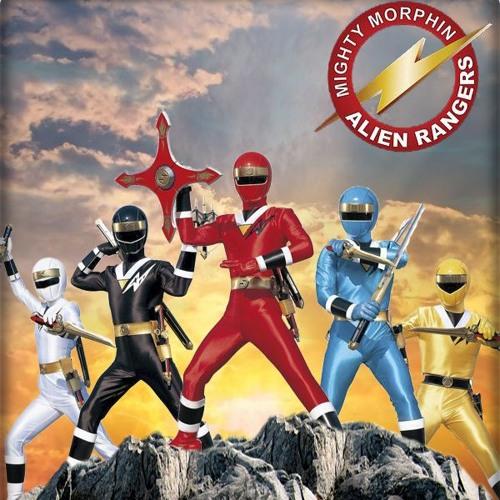 Mighty Morphin Alien Rangers 3