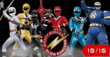 Mighty Morphin Alien Rangers Thumb