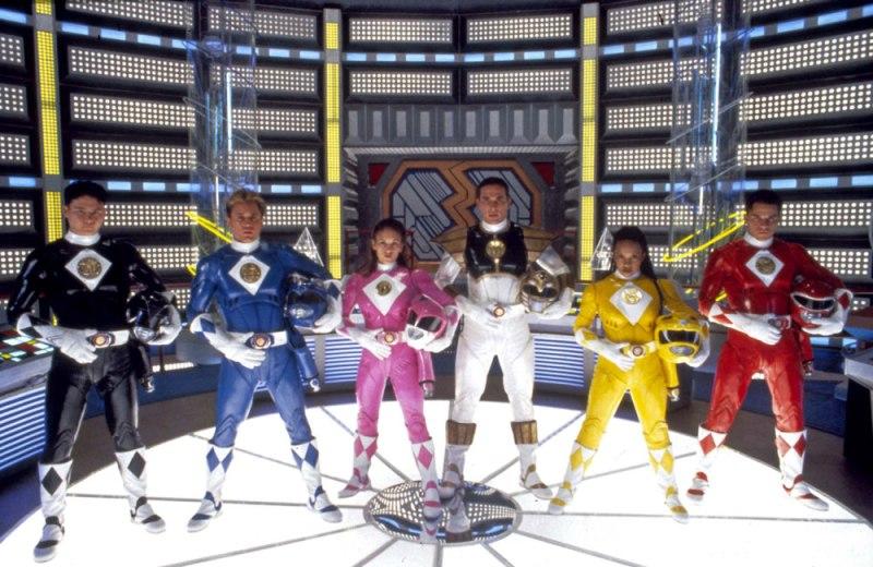 Power Rangers 1995 Cast