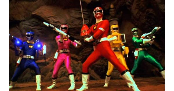 Turbo A Power Rangers Movie Ss3