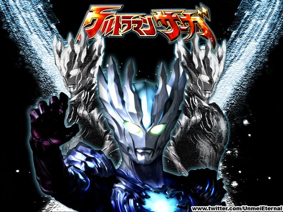 Ultraman Saga Wallpaper By Feitanpainpacker D59hr5r Fullview