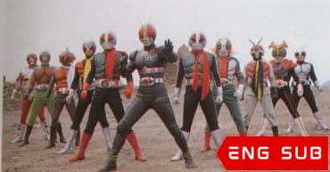 Kamen Rider 1 Through Rx Big Gathering Thumb
