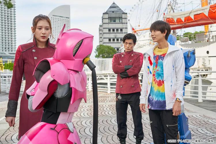 Kamen Rider Saber Special Crossover 3