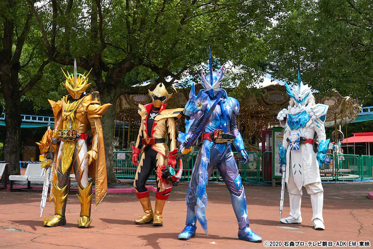 Kamen Rider Saber Special Crossover