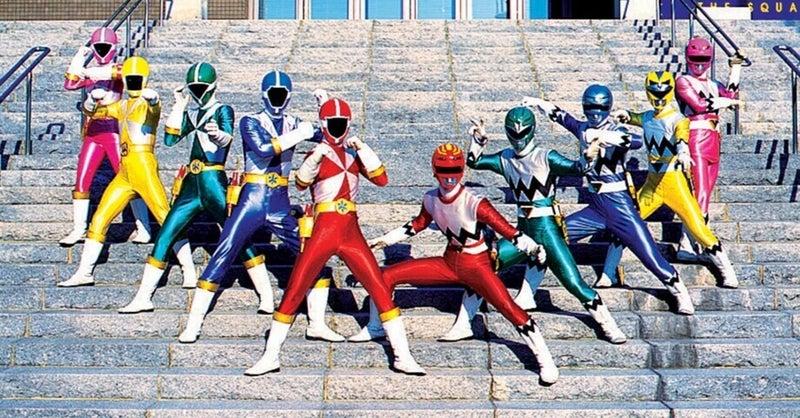 Kyukyu Sentai Gogofive Vs Gingaman
