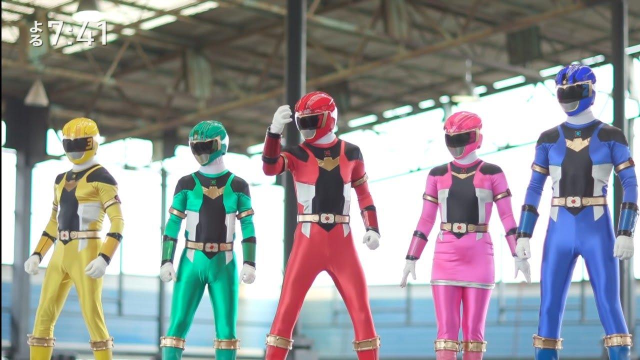 Kyusei Sentai Wakusaver 2