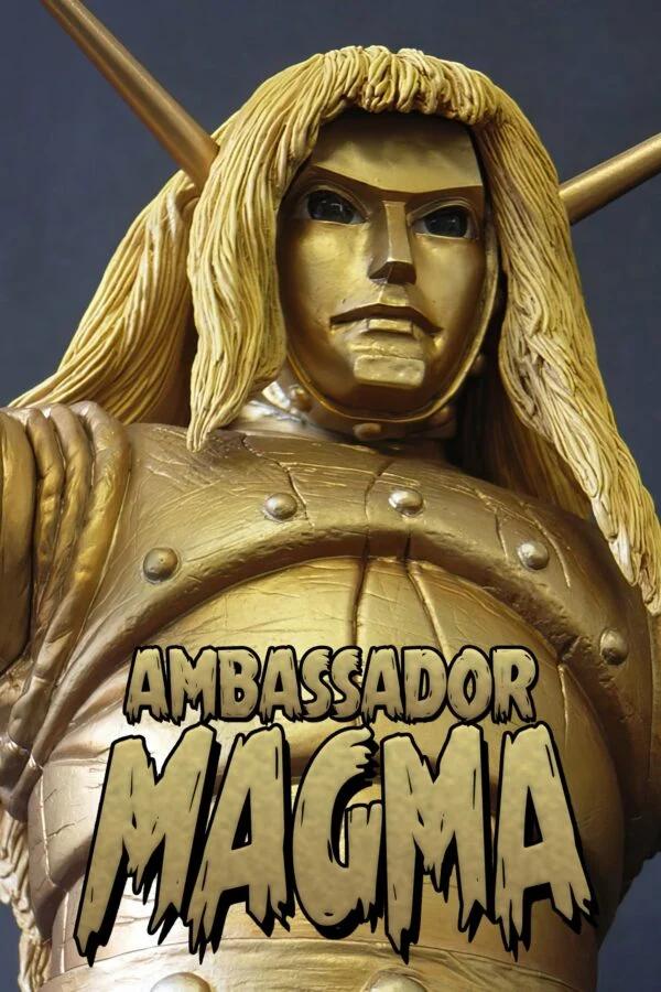 Maguma Taishi Ambassador Magma