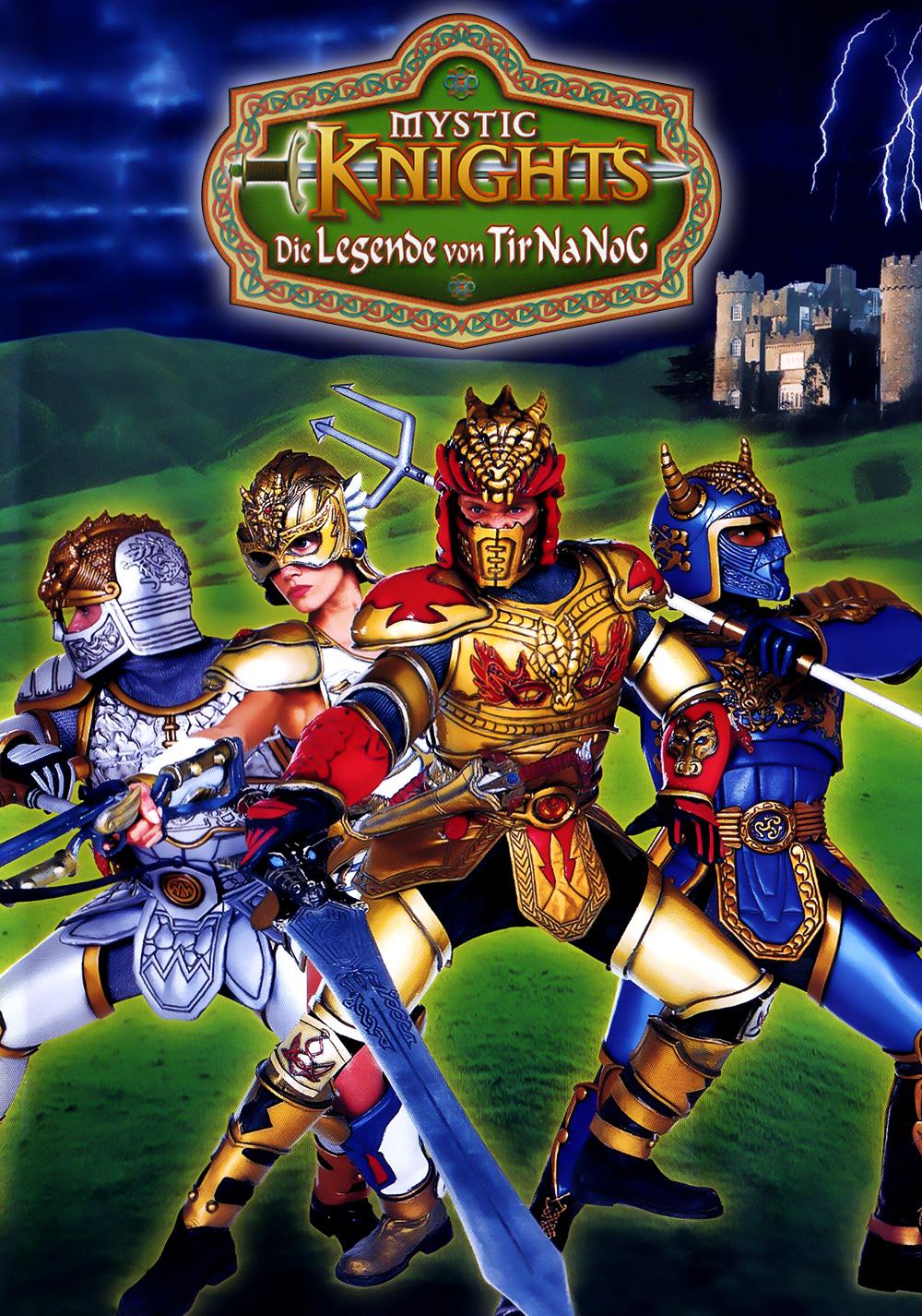 Mystic Knights Of Tir Na Nog 2