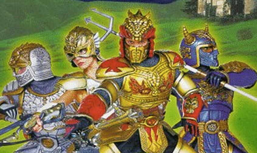Mystic Knights Of Tir Na Nog