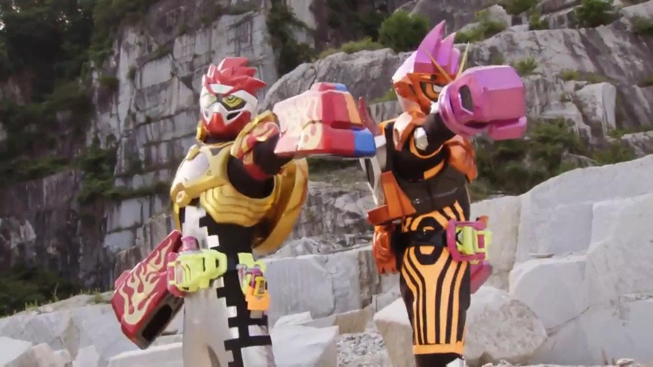 Kamen Rider Ex Aid Tricks Kamen Rider Para Dx 3