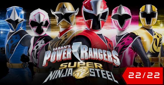 power rangers ninja steel thumb